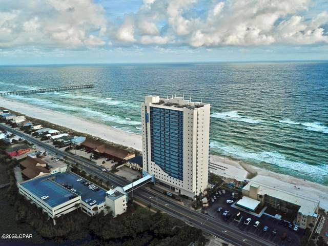 16701 Front Beach Road #1803, Panama City Beach, FL 32413 (MLS #700709) :: Counts Real Estate Group