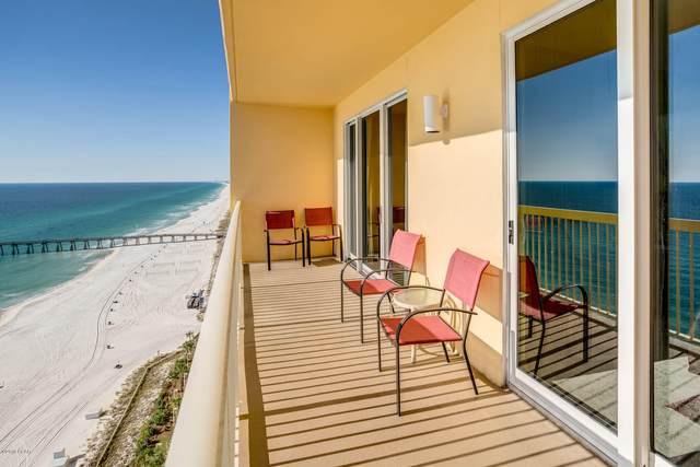 15817 Front Beach Road 1-1904, Panama City Beach, FL 32413 (MLS #700845) :: Vacasa Real Estate