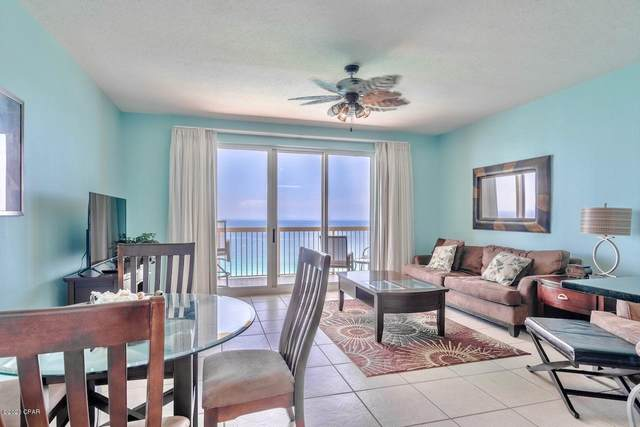 15817 Front Beach Road #2007, Panama City Beach, FL 32413 (MLS #701053) :: The Ryan Group