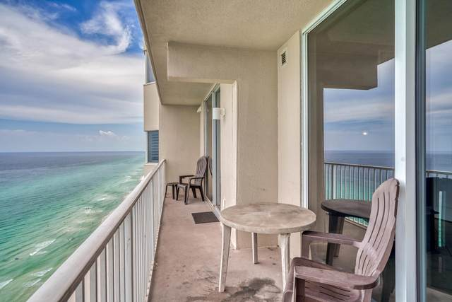 16819 Front Beach Road #2409, Panama City Beach, FL 32413 (MLS #701100) :: Scenic Sotheby's International Realty