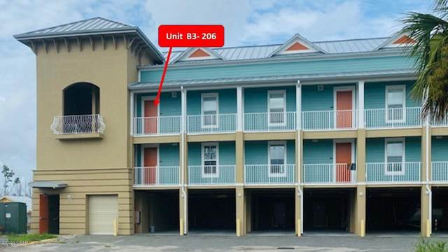 4000 Hwy 98 B3 206, Mexico Beach, FL 32456 (MLS #701407) :: EXIT Sands Realty