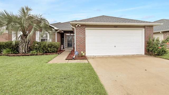 507 Cassandra Lane, Lynn Haven, FL 32444 (MLS #701811) :: Anchor Realty Florida