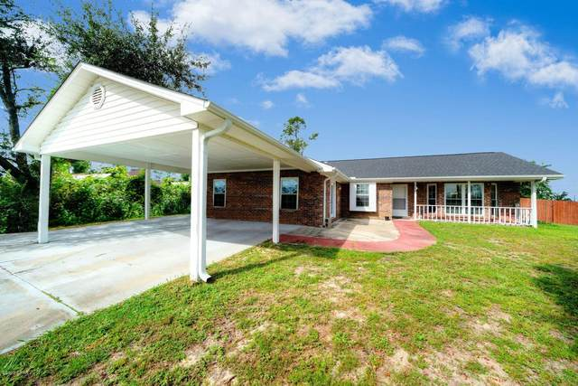 5435 Whitney Drive, Panama City, FL 32404 (MLS #701946) :: Counts Real Estate Group