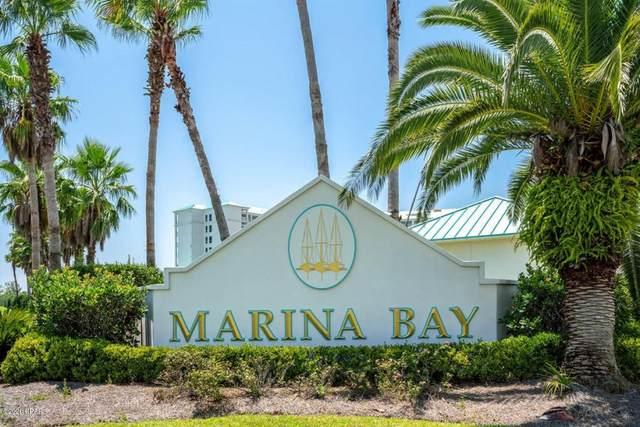 1600 Marina Bay Drive #202, Panama City, FL 32409 (MLS #701981) :: Corcoran Reverie
