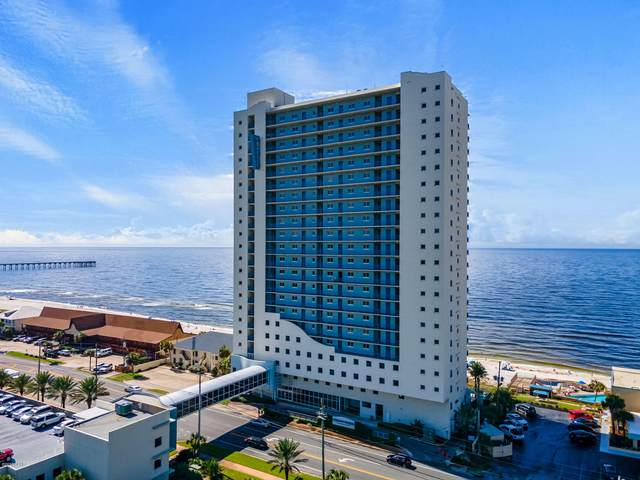 16701 Front Beach Road #1602, Panama City Beach, FL 32413 (MLS #702324) :: The Ryan Group