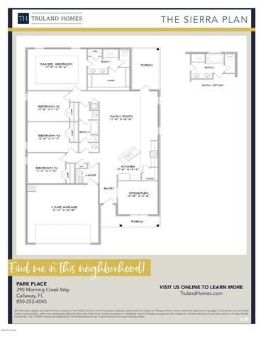 287 Morning Creek Way, Callaway, FL 32404 (MLS #702395) :: Counts Real Estate Group