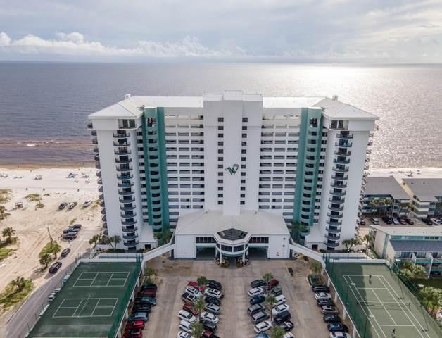6201 Thomas Drive #1506, Panama City Beach, FL 32408 (MLS #702540) :: EXIT Sands Realty