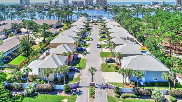 7009 N Lagoon Drive #102, Panama City Beach, FL 32408 (MLS #702638) :: Anchor Realty Florida