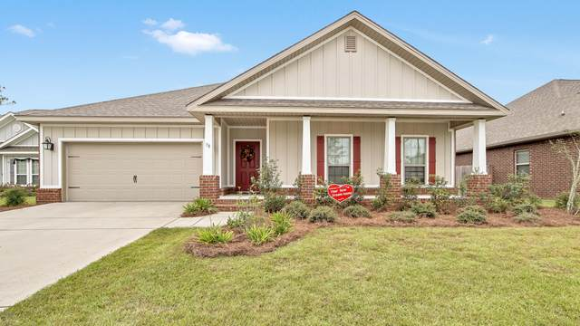 38 Fedora Drive, Panama City, FL 32409 (MLS #702697) :: Counts Real Estate Group, Inc.