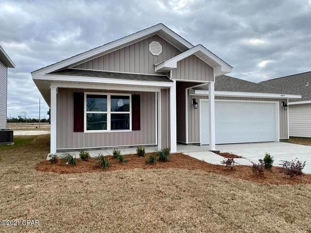 4059 Silver Spur Road Lot 141, Panama City, FL 32404 (MLS #703117) :: Team Jadofsky of Keller Williams Realty Emerald Coast