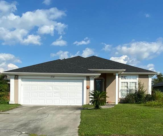 1715 Glencoe Drive, Lynn Haven, FL 32444 (MLS #703146) :: Berkshire Hathaway HomeServices Beach Properties of Florida