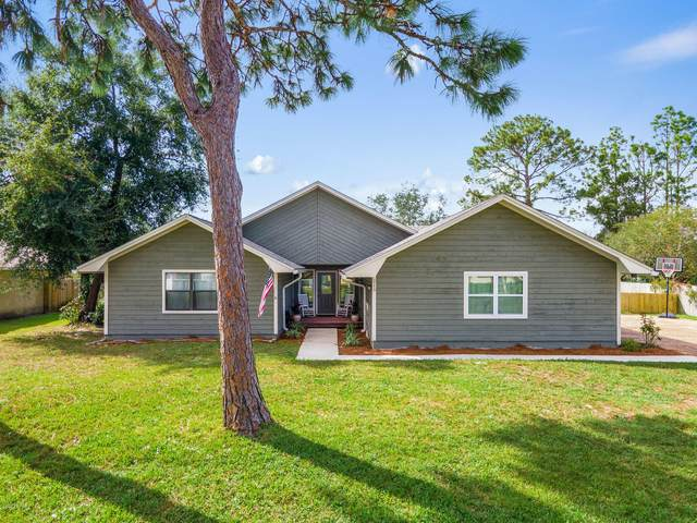 215 Moonlight Bay Drive, Panama City Beach, FL 32407 (MLS #703243) :: The Ryan Group