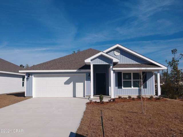 7195 Hatteras Boulevard #2001, Panama City, FL 32404 (MLS #703401) :: Counts Real Estate Group, Inc.