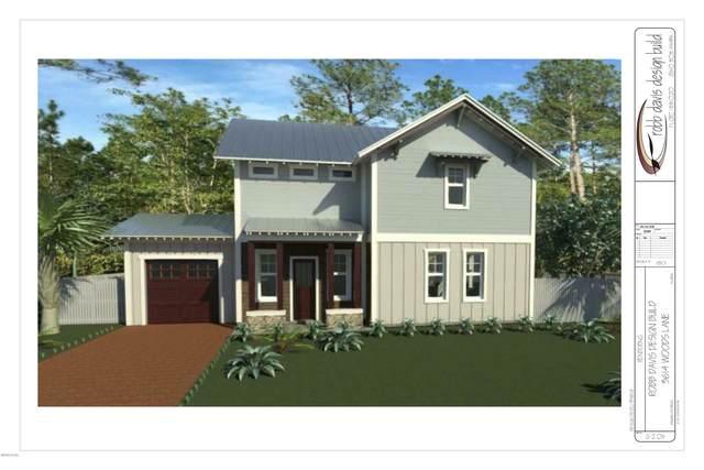 3614 Woods Lane, Panama City Beach, FL 32408 (MLS #703608) :: The Ryan Group