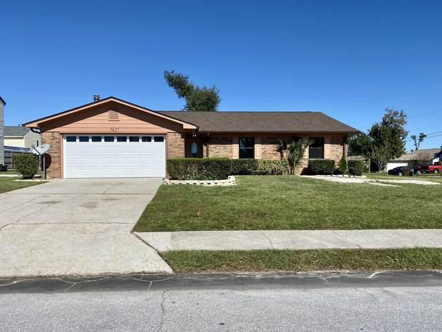7627 Whisper Wood Drive, Panama City, FL 32404 (MLS #703722) :: The Ryan Group