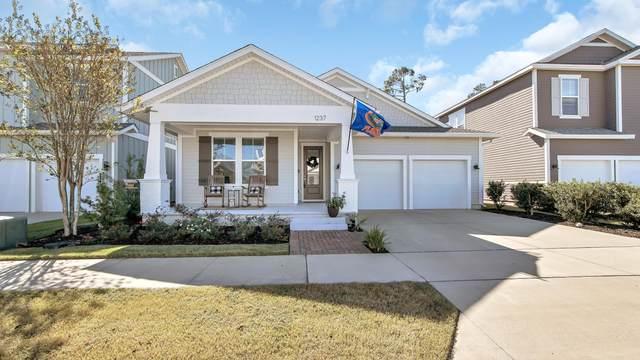 1237 Bluestem Street, Panama City, FL 32405 (MLS #703726) :: Scenic Sotheby's International Realty