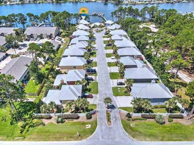 7009 N Lagoon Drive #119, Panama City Beach, FL 32408 (MLS #703761) :: Anchor Realty Florida