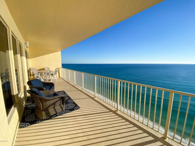 8715 Surf Drive 1906 B, Panama City Beach, FL 32407 (MLS #703998) :: The Ryan Group