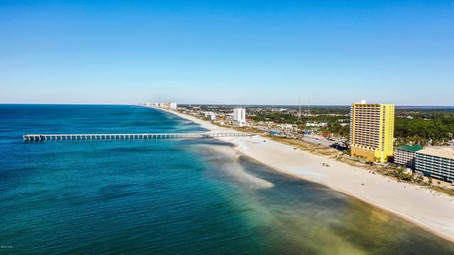 12011 Front Beach Road 506B, Panama City Beach, FL 32407 (MLS #704085) :: The Ryan Group