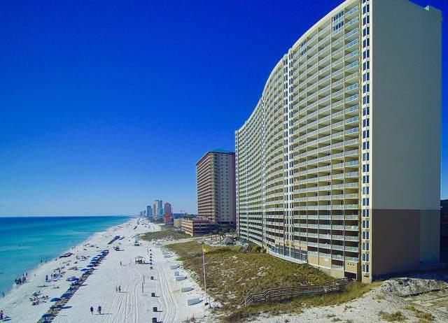 14701 Front Beach Road #933, Panama City Beach, FL 32413 (MLS #704513) :: Berkshire Hathaway HomeServices Beach Properties of Florida