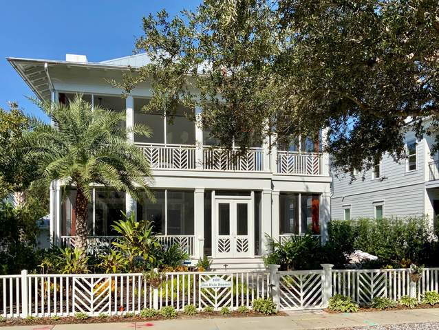 102 Carillon Avenue, Panama City Beach, FL 32413 (MLS #704517) :: Counts Real Estate Group