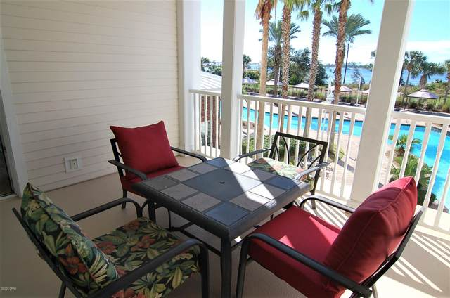4100 Marriott Drive #204, Panama City Beach, FL 32408 (MLS #704823) :: Team Jadofsky of Keller Williams Realty Emerald Coast