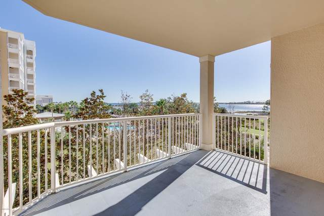 4000 Marriott Drive #3409, Panama City Beach, FL 32408 (MLS #704884) :: Beachside Luxury Realty