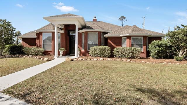 116 Cottonwood Circle, Lynn Haven, FL 32444 (MLS #704893) :: Corcoran Reverie
