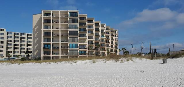 8815 Thomas Drive #203, Panama City Beach, FL 32408 (MLS #704896) :: Counts Real Estate on 30A