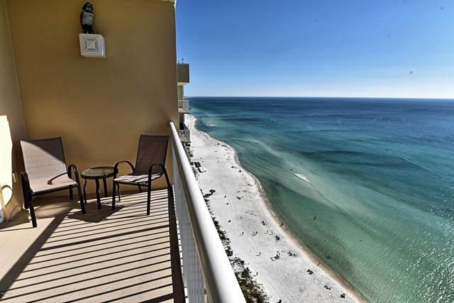 10901 Front Beach Road #2313, Panama City Beach, FL 32407 (MLS #704905) :: The Ryan Group