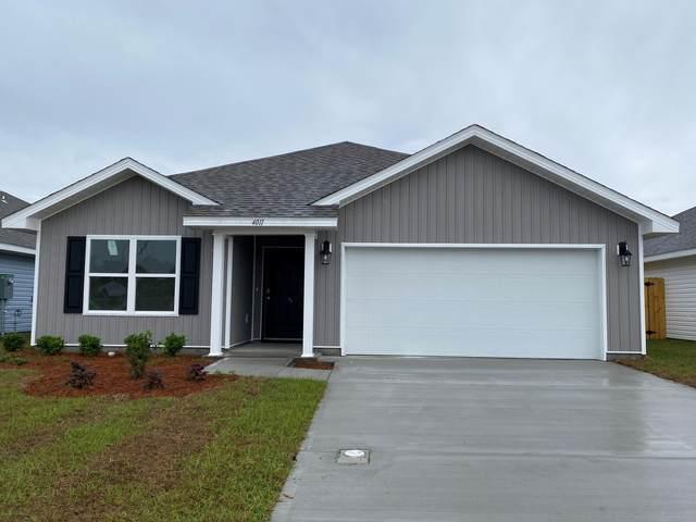4011 Millicent Lane Lot 49, Panama City, FL 32404 (MLS #705246) :: The Ryan Group