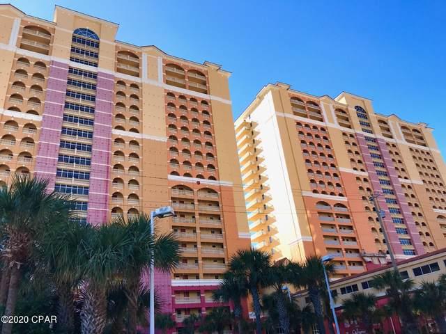 15817 Front Beach Road 1-2008, Panama City Beach, FL 32413 (MLS #705312) :: Vacasa Real Estate