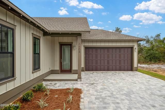 3604 Woods Lane, Panama City Beach, FL 32408 (MLS #705576) :: Team Jadofsky of Keller Williams Realty Emerald Coast