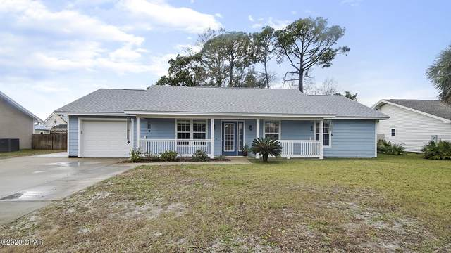 107 Country Place, Panama City Beach, FL 32408 (MLS #705692) :: Team Jadofsky of Keller Williams Realty Emerald Coast