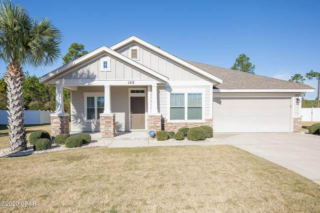 122 Cedar Hammock Lane, Panama City Beach, FL 32407 (MLS #705841) :: Corcoran Reverie