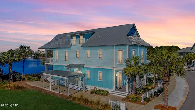 411 Lakefront Drive, Panama City Beach, FL 32413 (MLS #705852) :: Counts Real Estate Group, Inc.