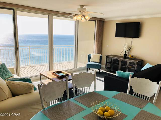 14701 Front Beach Road #1234, Panama City Beach, FL 32413 (MLS #705955) :: Beachside Luxury Realty