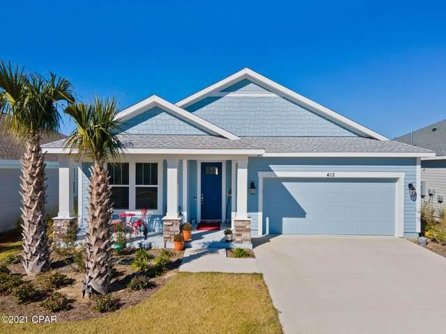 415 Warren Bayou Lane, Panama City Beach, FL 32407 (MLS #706185) :: Berkshire Hathaway HomeServices Beach Properties of Florida