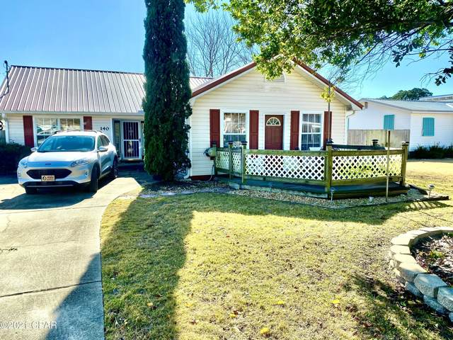 140 Heather Drive, Panama City Beach, FL 32413 (MLS #706217) :: Counts Real Estate on 30A