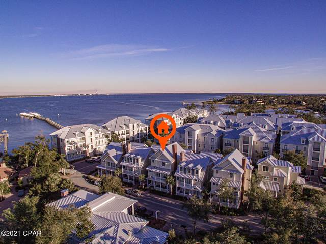 4106 Cobalt Circle Sf4, Panama City Beach, FL 32408 (MLS #706345) :: Berkshire Hathaway HomeServices Beach Properties of Florida