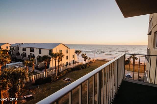 5801 Thomas Drive #424, Panama City Beach, FL 32408 (MLS #706509) :: Counts Real Estate on 30A