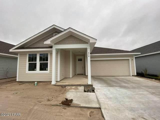 514 Ward Creek Lane Lot 460, Panama City Beach, FL 32407 (MLS #706525) :: Counts Real Estate on 30A