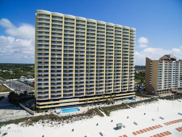 17545 Front Beach Road #404, Panama City Beach, FL 32413 (MLS #706682) :: The Ryan Group