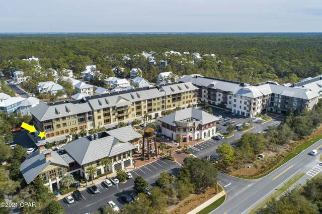 2050 W Co Highway 30-A M210, Santa Rosa Beach, FL 32459 (MLS #706965) :: Berkshire Hathaway HomeServices Beach Properties of Florida