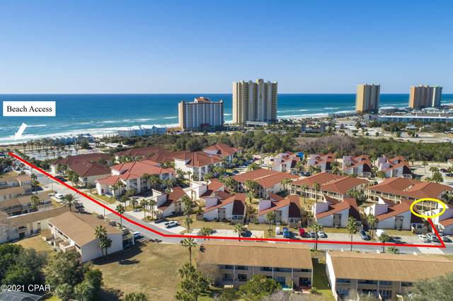 17462 Front Beach Road 78A, Panama City Beach, FL 32413 (MLS #706978) :: Berkshire Hathaway HomeServices Beach Properties of Florida