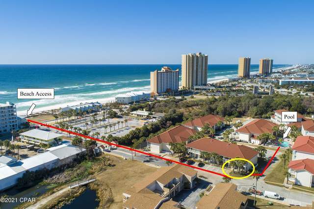 17462 Front Beach Road #57101, Panama City Beach, FL 32413 (MLS #707028) :: Counts Real Estate Group, Inc.