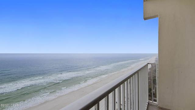 9900 Thomas Drive #1302, Panama City Beach, FL 32408 (MLS #707047) :: Berkshire Hathaway HomeServices Beach Properties of Florida