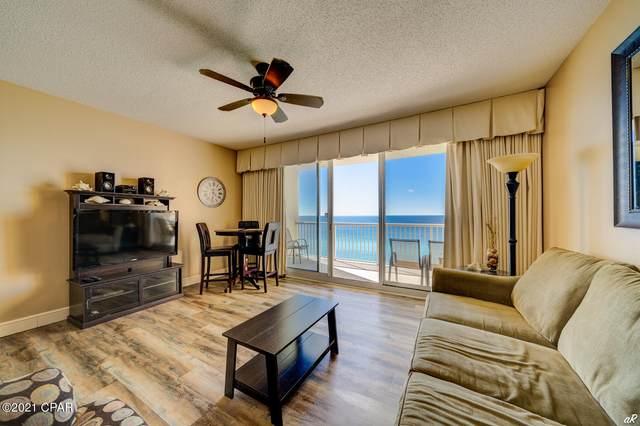 10901 Front Beach Road #1411, Panama City Beach, FL 32407 (MLS #707225) :: Berkshire Hathaway HomeServices Beach Properties of Florida