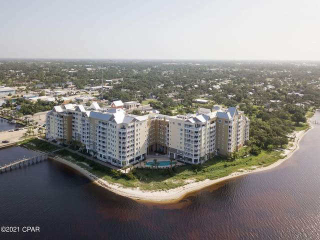 3001 W 10TH Street #518, Panama City, FL 32401 (MLS #707431) :: Counts Real Estate Group