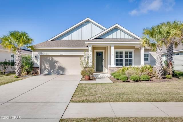 227 Johnson Bayou Drive, Panama City Beach, FL 32407 (MLS #707513) :: Counts Real Estate on 30A